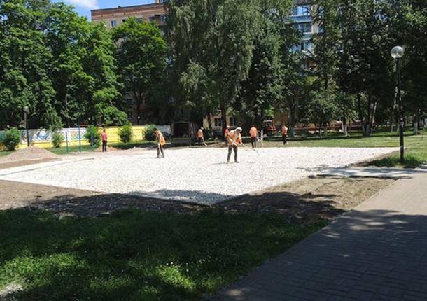 В Балашихе будет новая детская площадка
