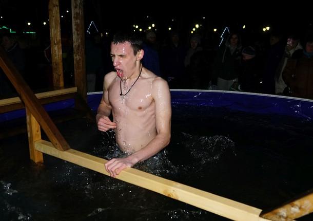 В Подмосковье крещенские купания прошли без инцидентов