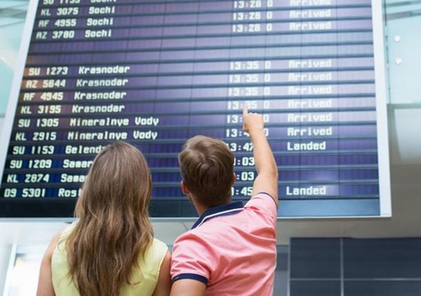 Около 20 рейсов задержали и отменили в московских аэропортах