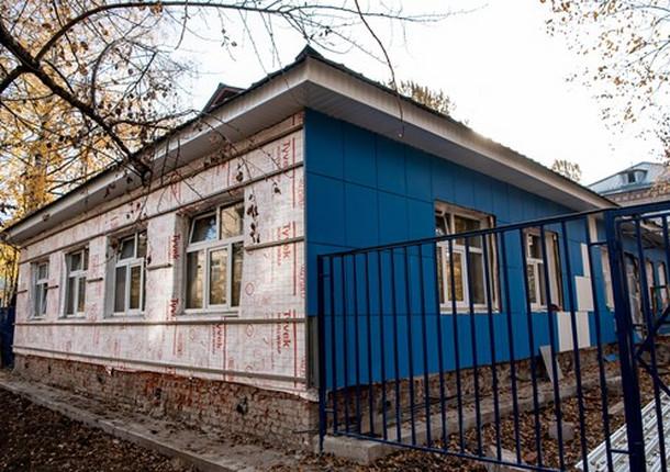 Капремонт детсада №47 в Балашихе закончат до конца 2018 года