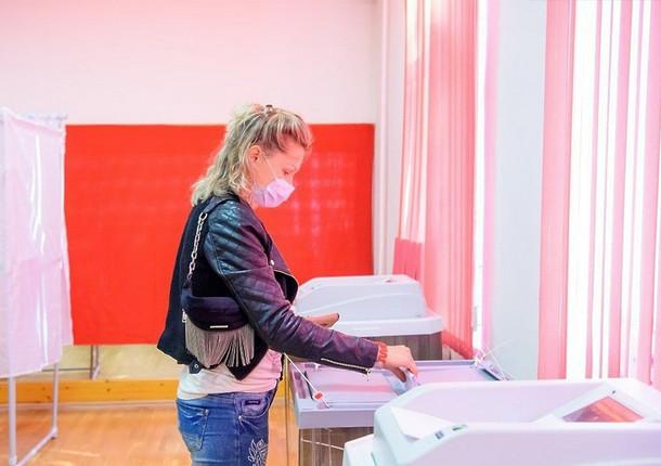 В Балашихе заработали 180 участковых избирательных комиссий